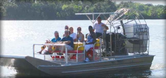 Airboat Tours New Orleans >> See Louisiana with A Fan Boat Swamp Tour in New Orleans!