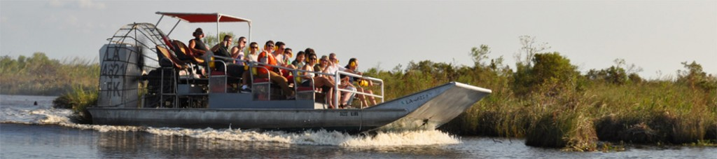 Take a Fun Alligator Tour in Louisiana