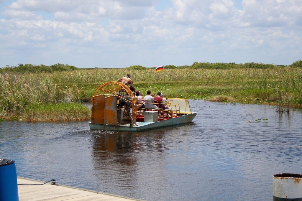 Top 5 things to do in new orleans airboat adventures for Things not to miss in new orleans