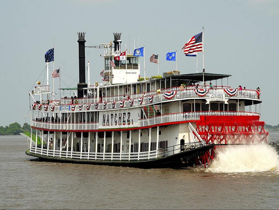 steamboat natchez, new orleans family friendly adventures