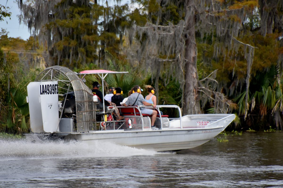 airboat rides in new orleans louisiana