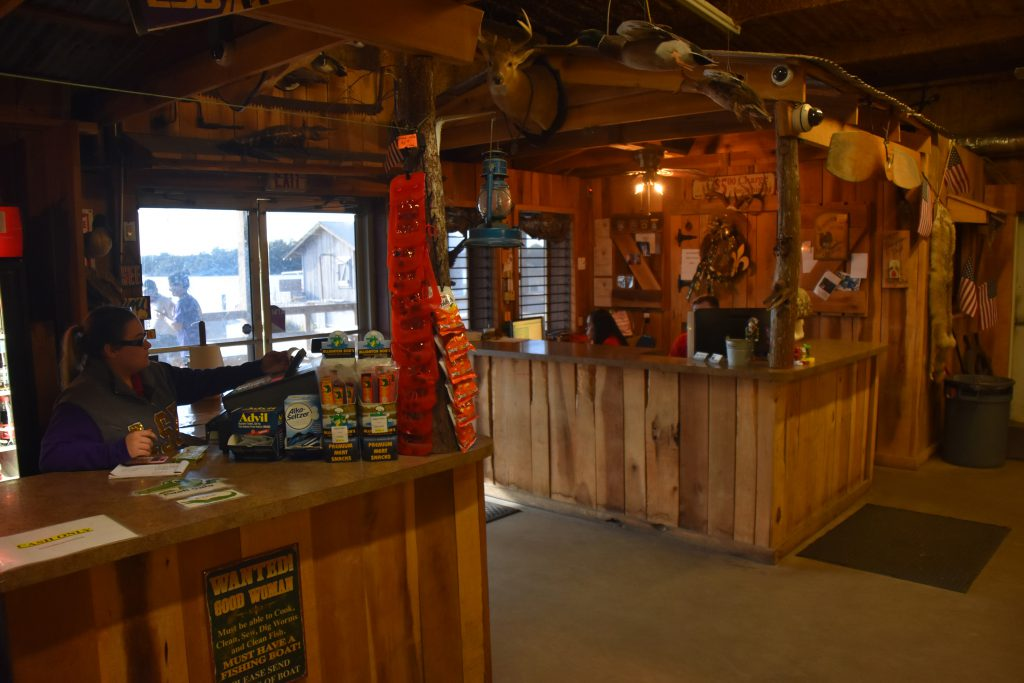 gift shop at airboat adventures
