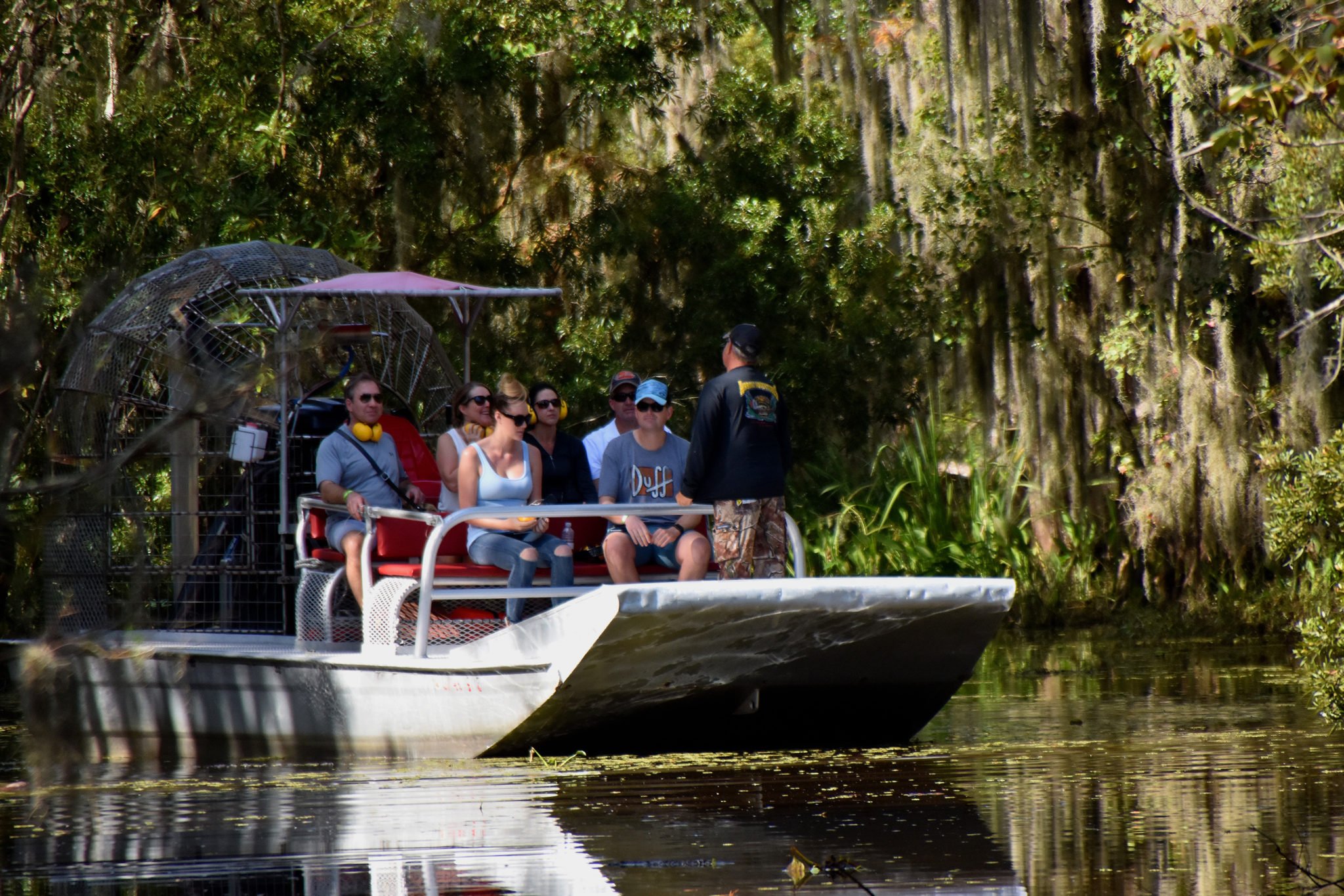louisiana airboat tours