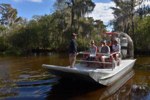 december swamp tour