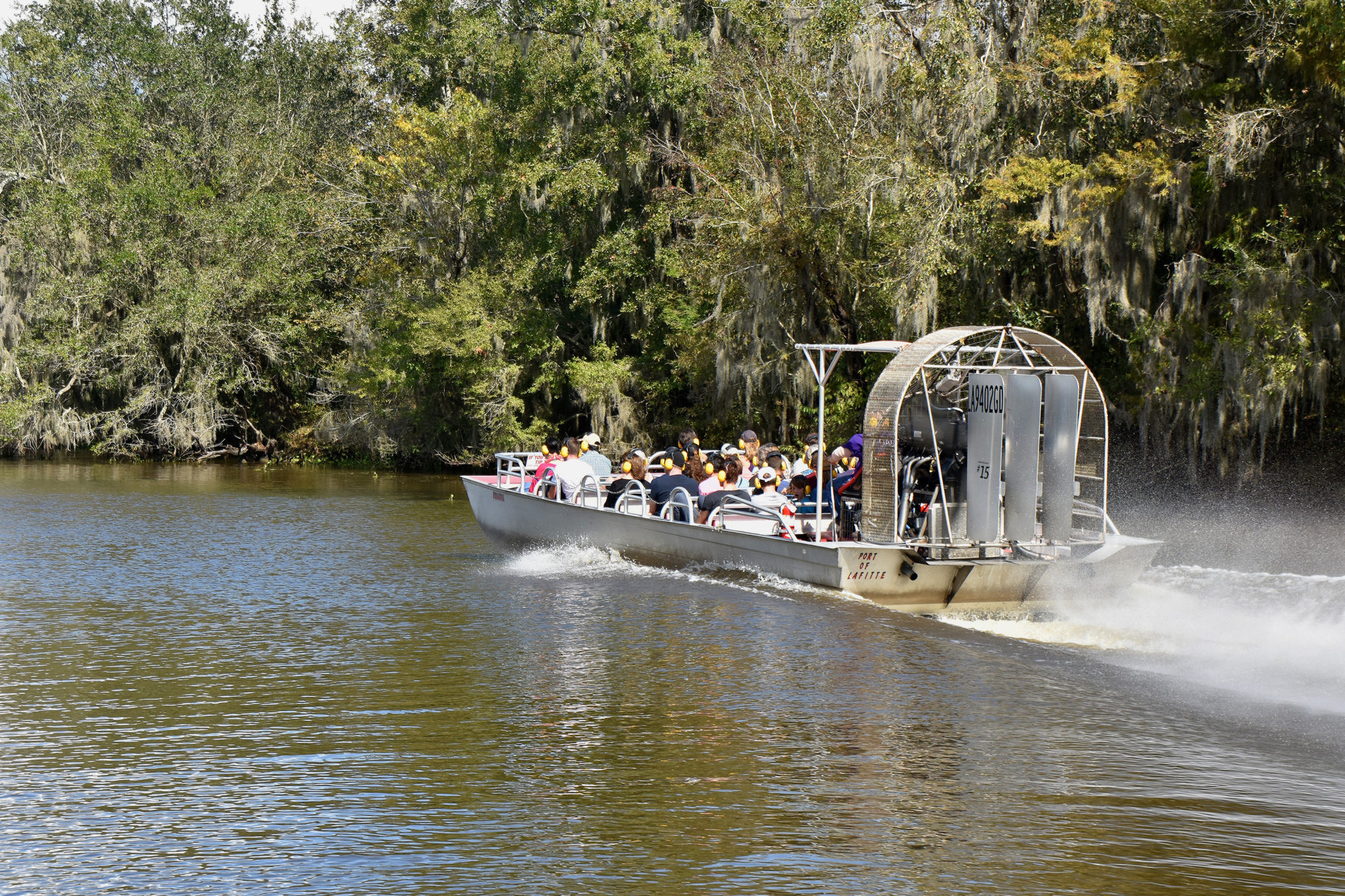 Book our great airboat rides today!