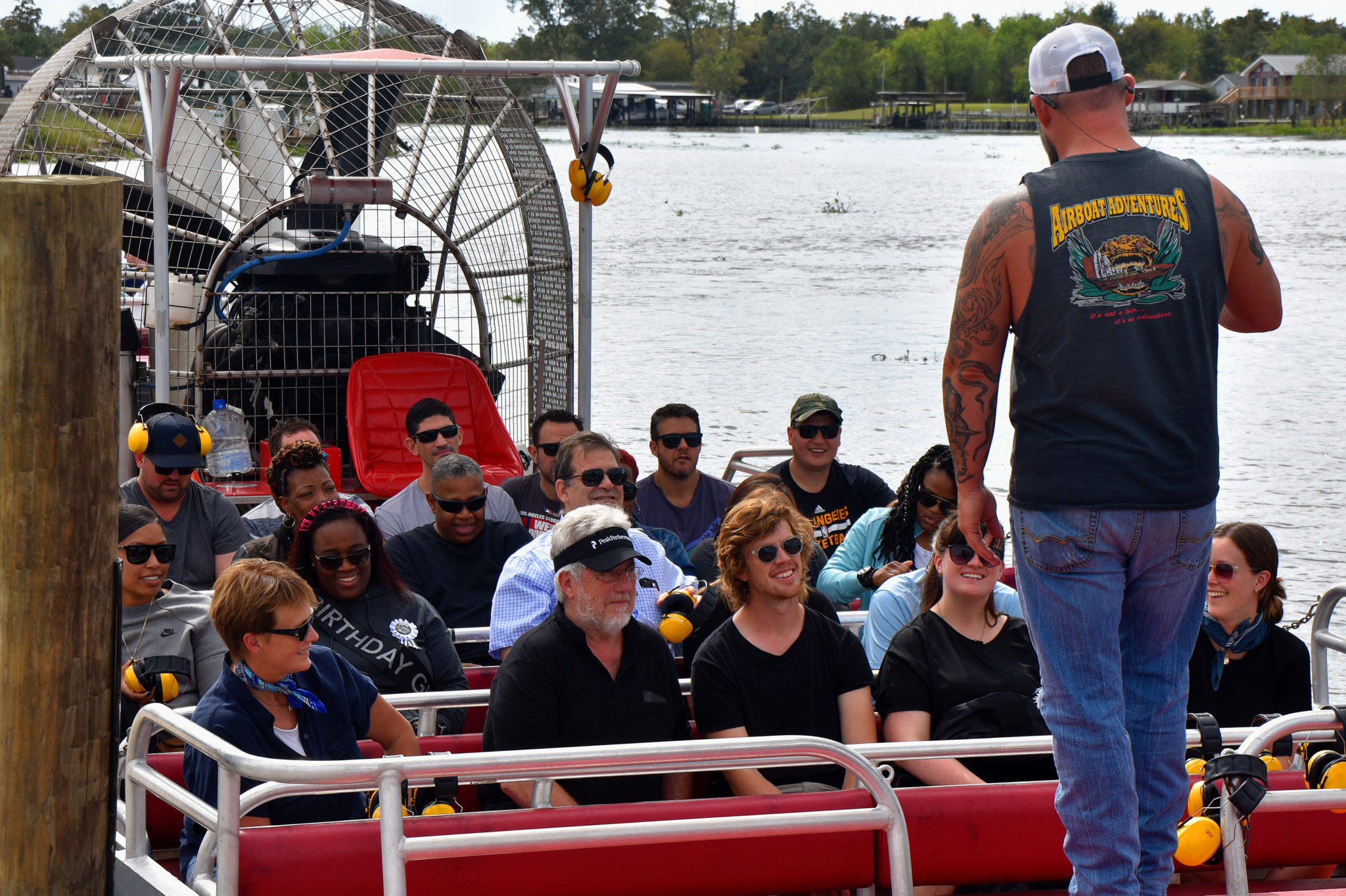 airboat tours in louisiana