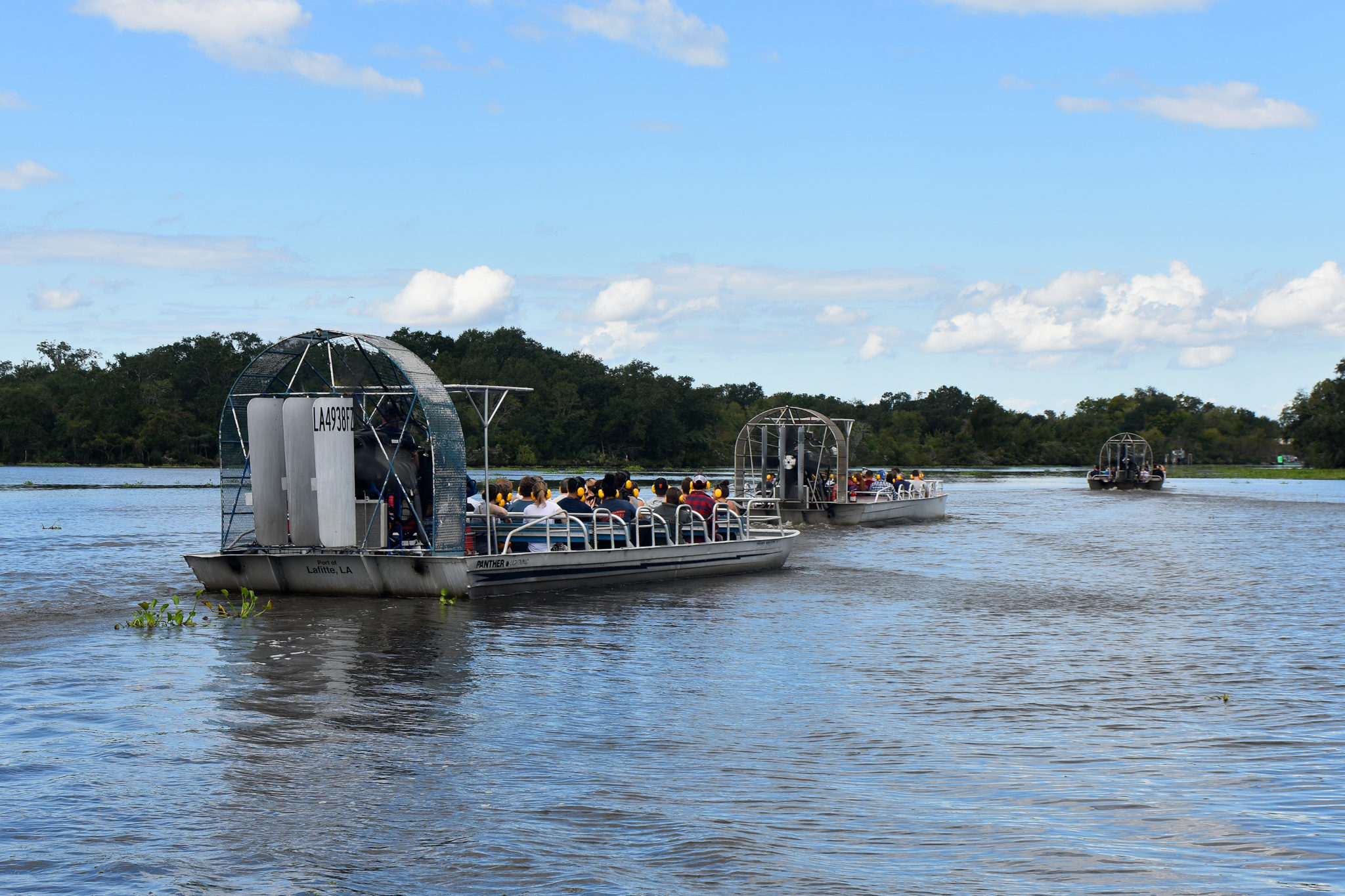 new orleans swamp tours, airboat tours
