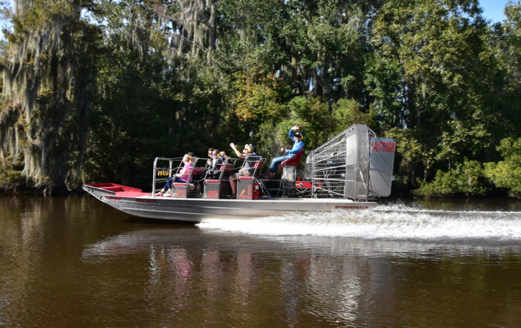 Small Airboat Adventure